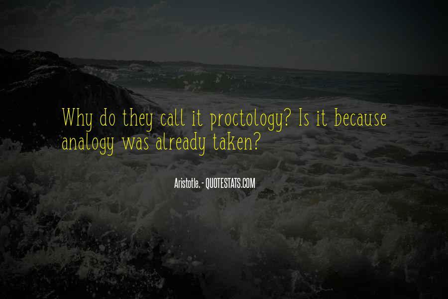 Proctology Quotes #519712