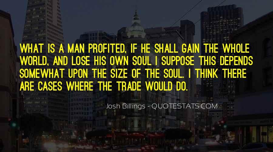 Profited Quotes #1599411