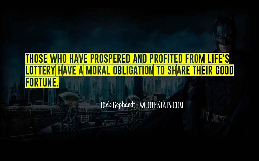 Profited Quotes #1801847