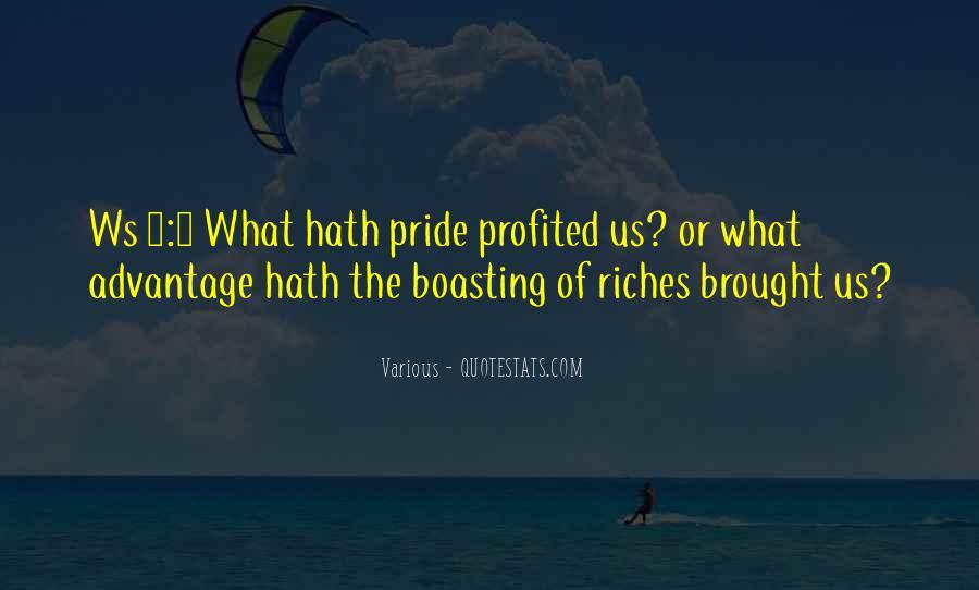 Profited Quotes #66499
