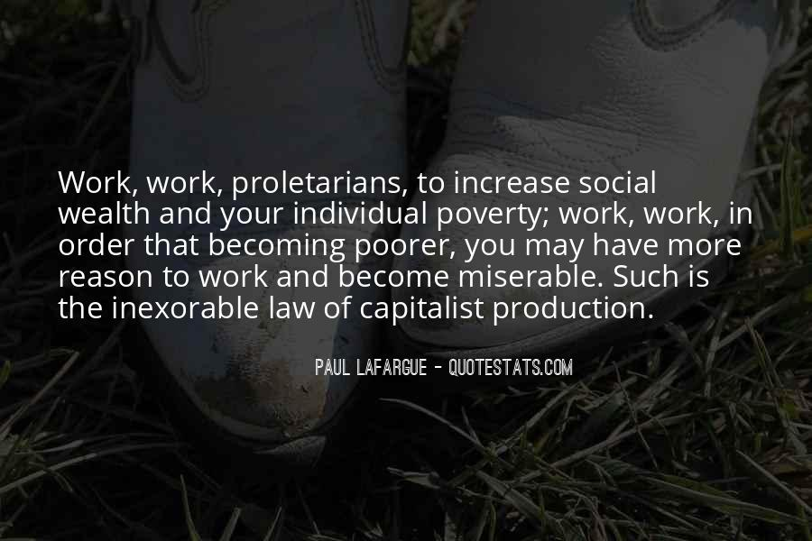 Proletarians Quotes #1065670
