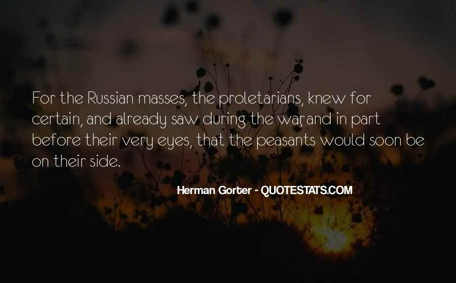 Proletarians Quotes #1193674