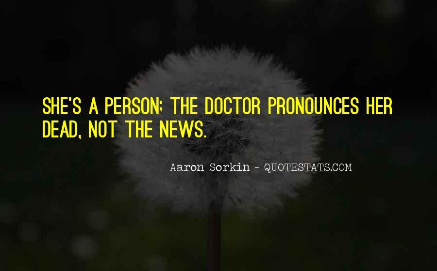 Pronounces Quotes #1170059