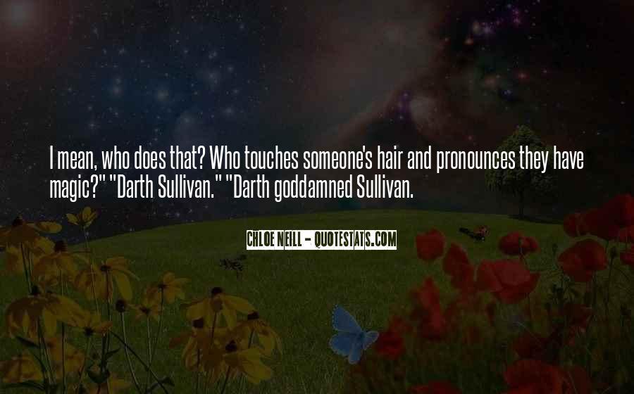 Pronounces Quotes #371074