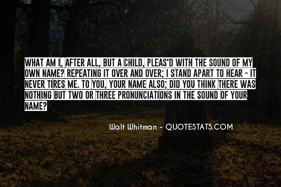 Pronunciations Quotes #1094377