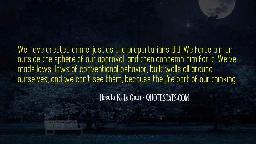 Propertarians Quotes #258348