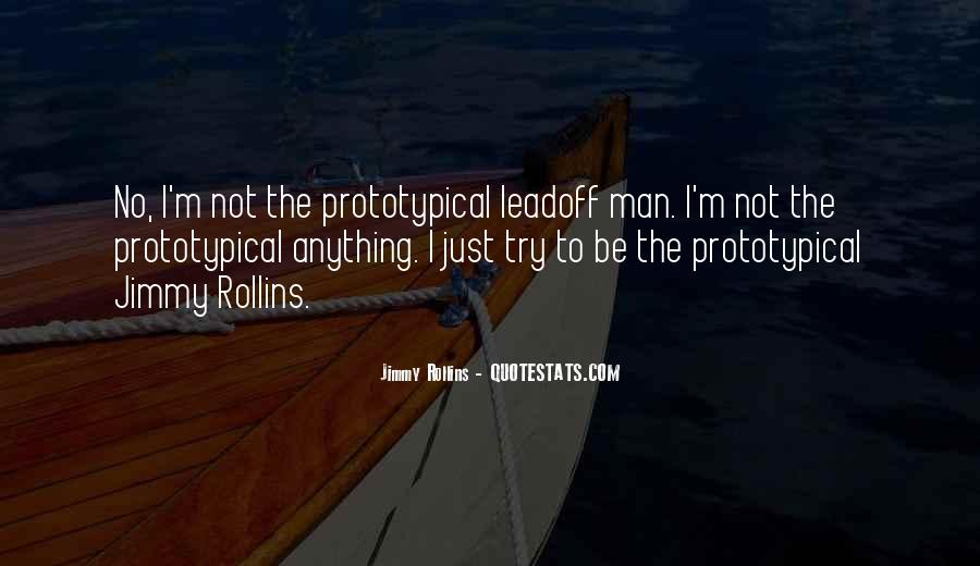 Prototypical Quotes #1298906