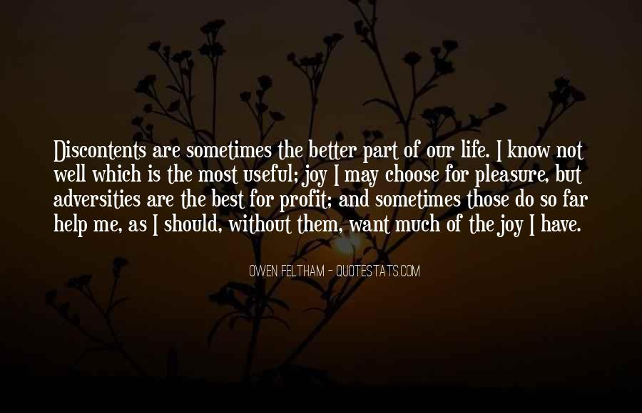 Quotes About The Best Part Of Me #625060