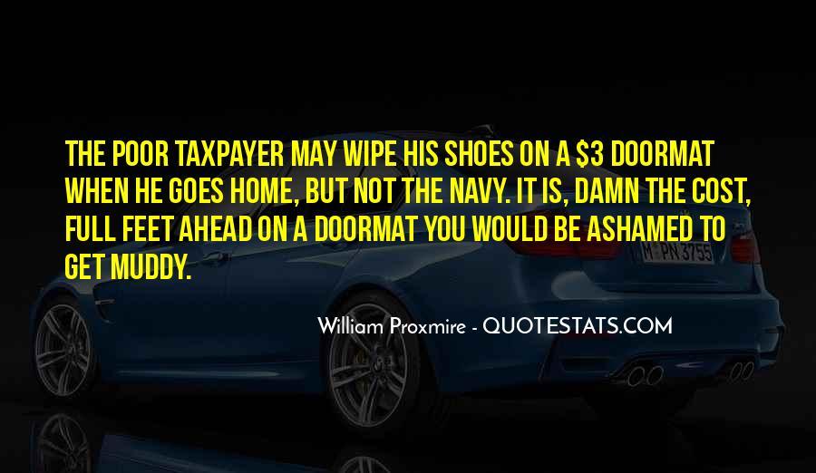 Proxmire Quotes #117634