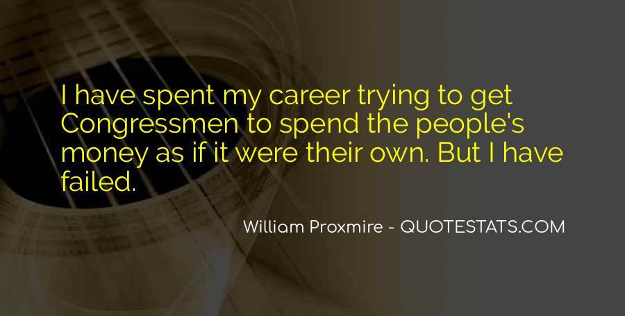 Proxmire Quotes #1260696