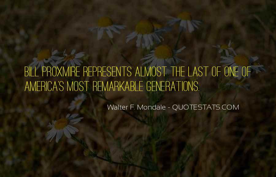 Proxmire Quotes #969442
