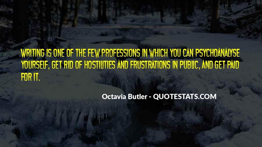 Psychoanalyse Quotes #60467