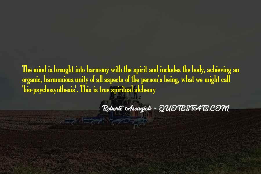 Psychosynthesis Quotes #772340