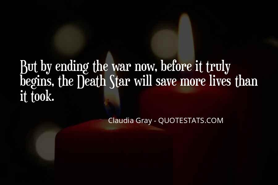 Quotes About The Death Star #1149100