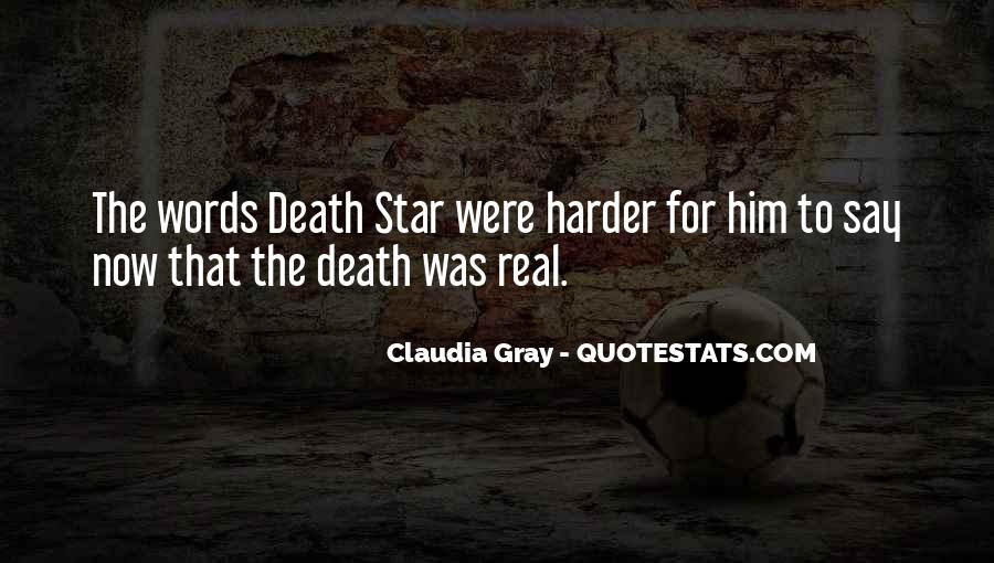 Quotes About The Death Star #400072