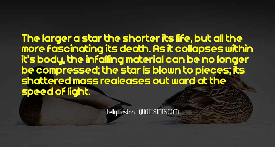 Quotes About The Death Star #58905