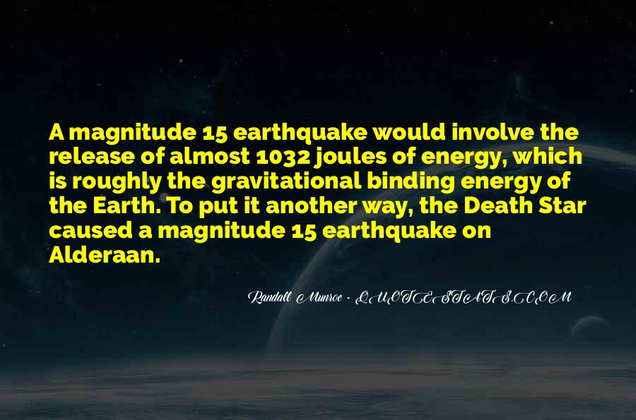 Quotes About The Death Star #85347