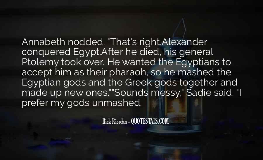 Ptolemy's Quotes #1057296