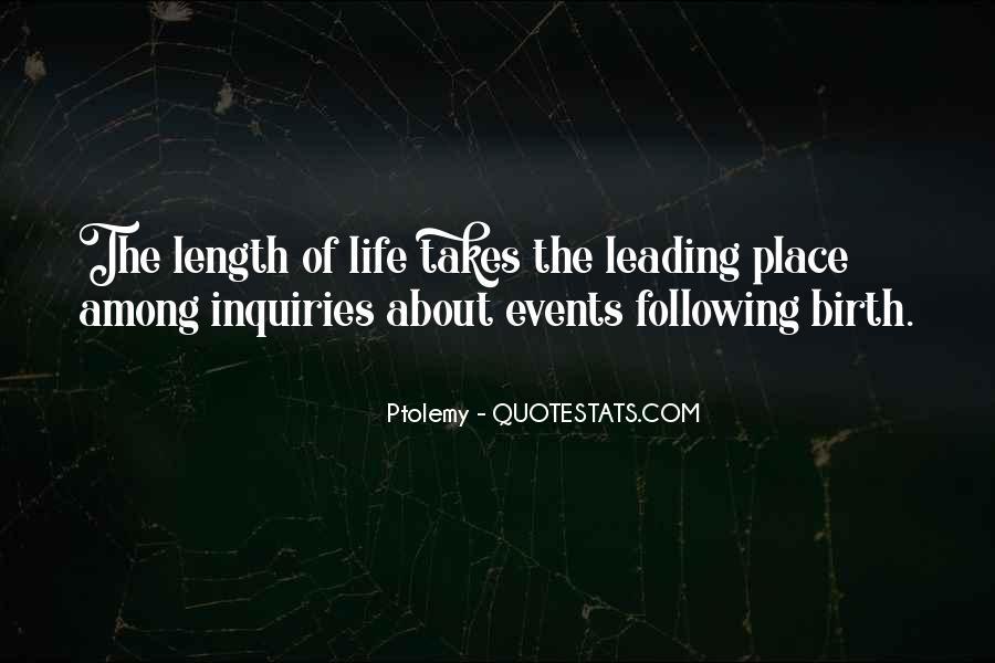 Ptolemy's Quotes #2250