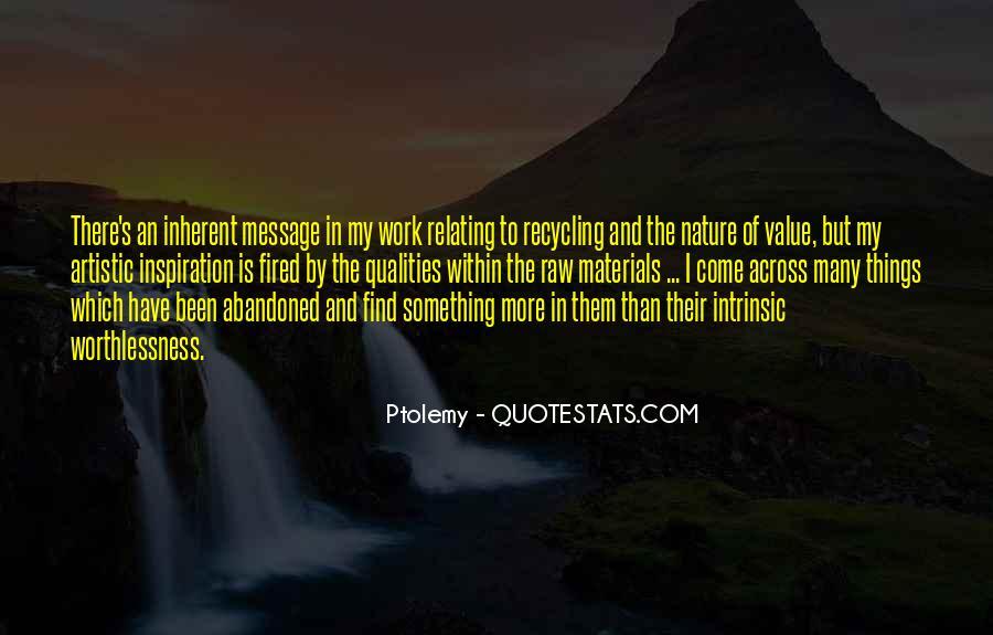 Ptolemy's Quotes #370983