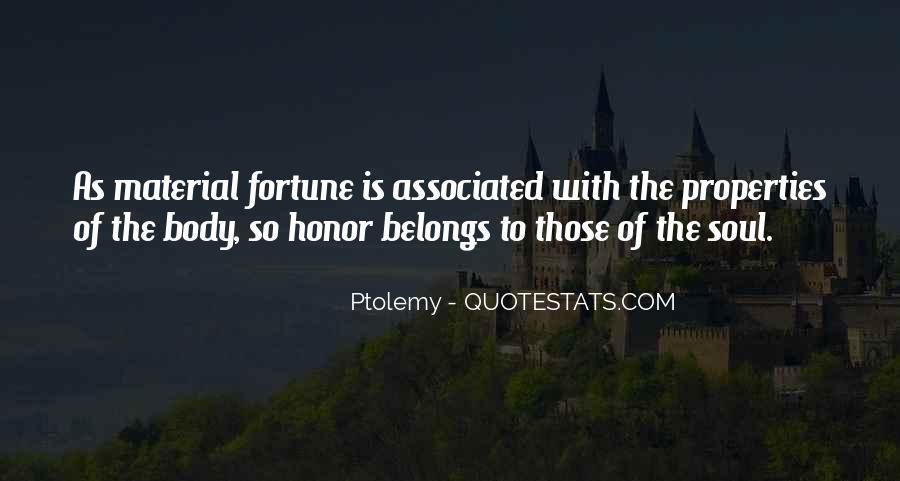 Ptolemy's Quotes #476910