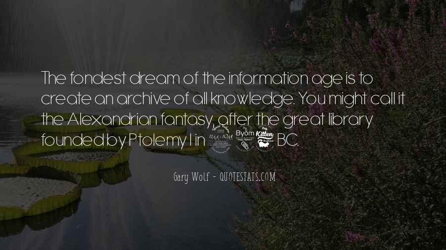 Ptolemy's Quotes #944868