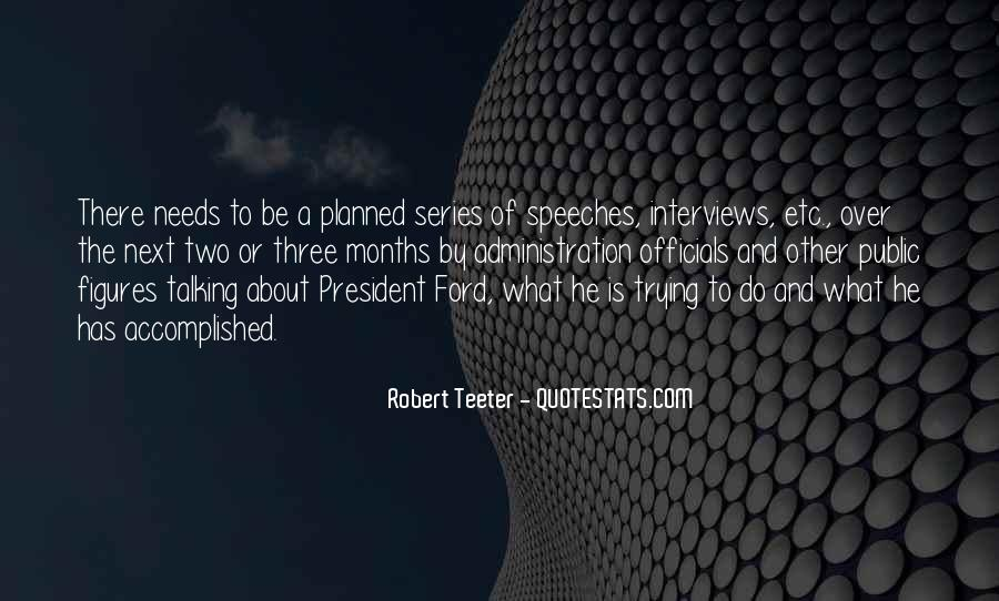 Quotes About Speeches #107374