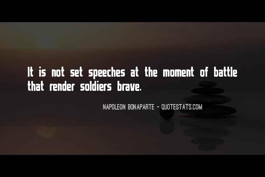 Quotes About Speeches #150472
