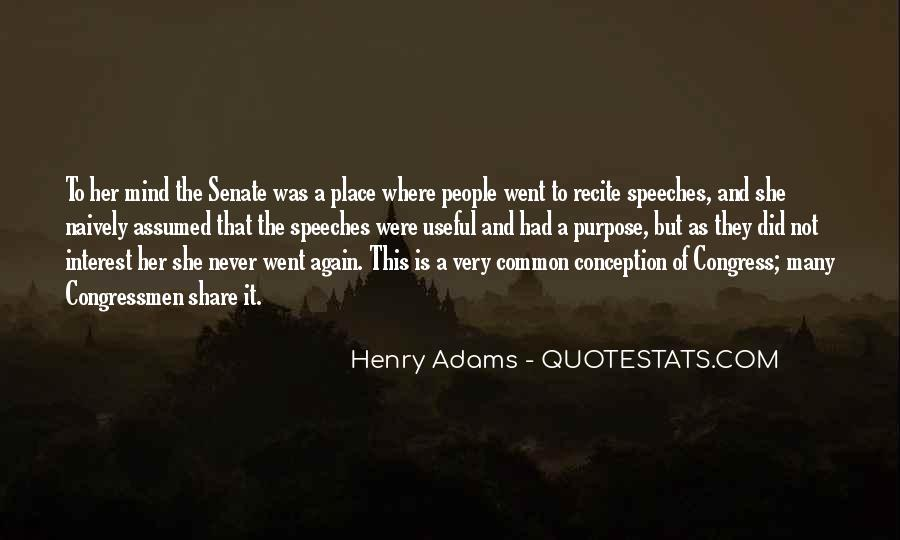 Quotes About Speeches #15230