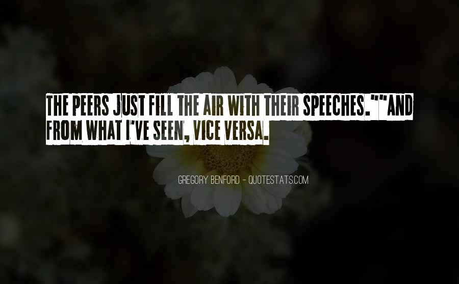 Quotes About Speeches #168134