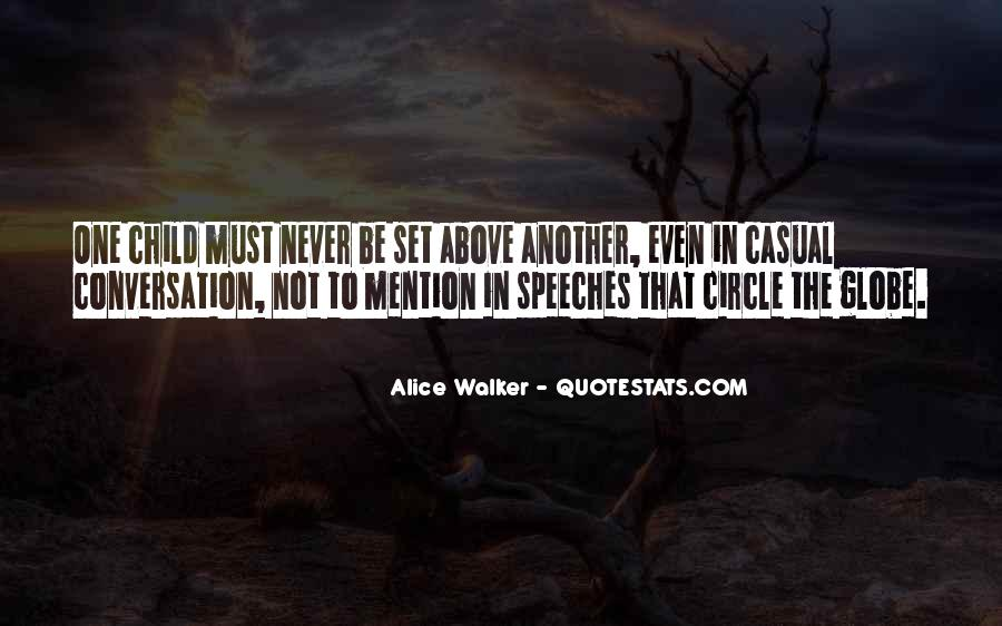 Quotes About Speeches #175074