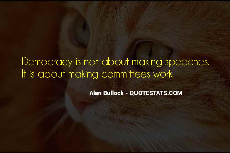 Quotes About Speeches #178651
