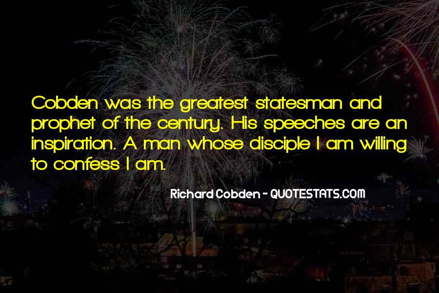 Quotes About Speeches #187829