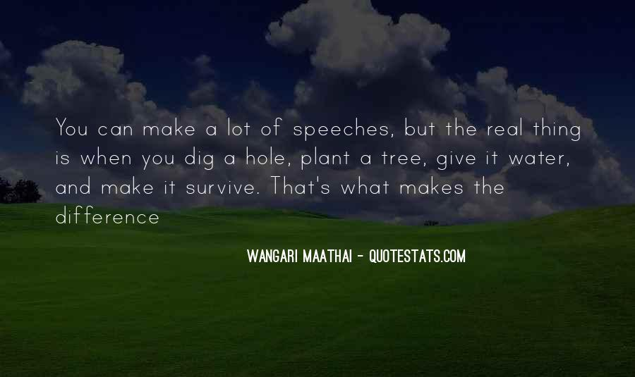 Quotes About Speeches #32560