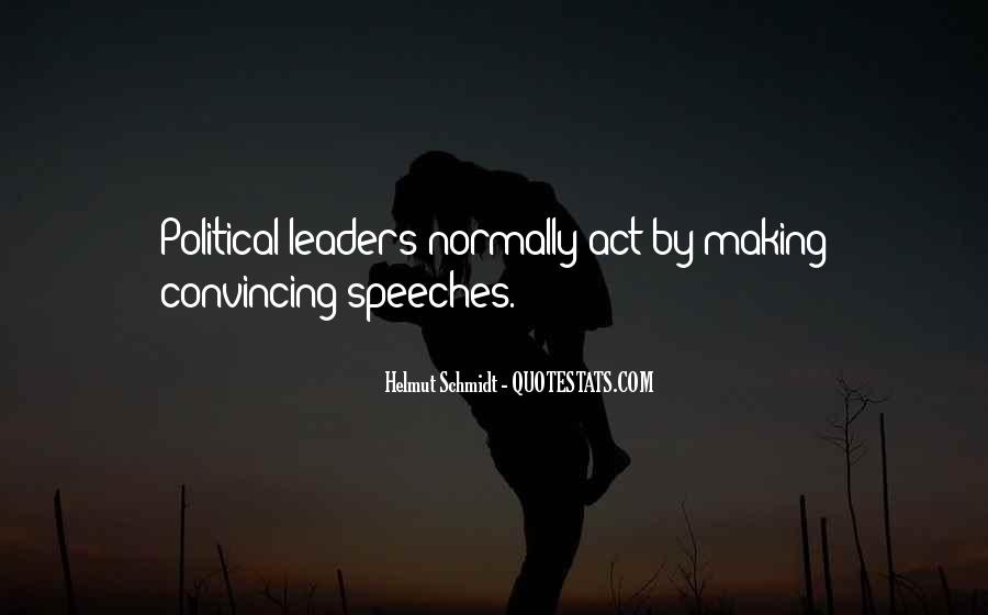Quotes About Speeches #34996