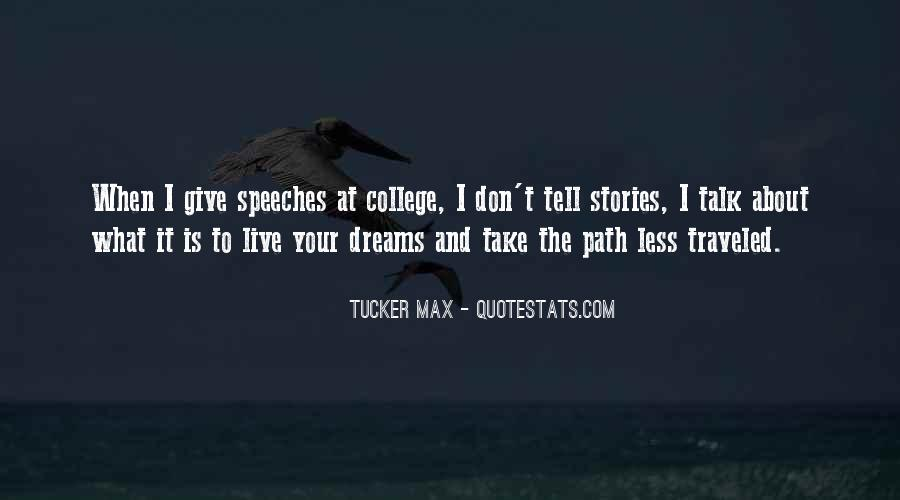 Quotes About Speeches #351216
