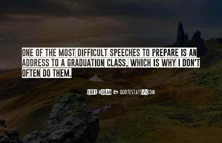Quotes About Speeches #374510