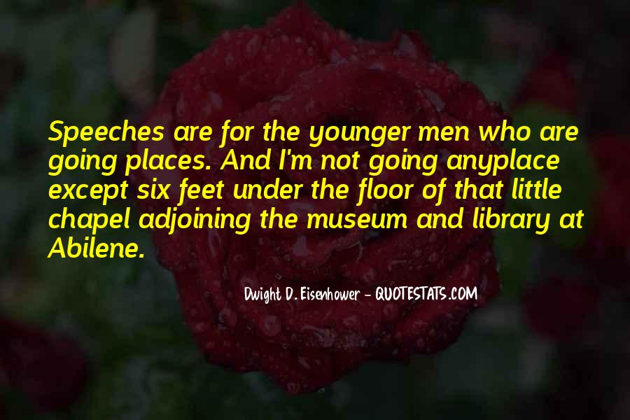 Quotes About Speeches #377481