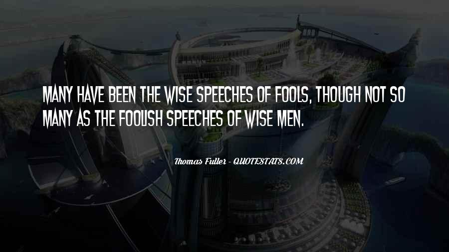 Quotes About Speeches #382464