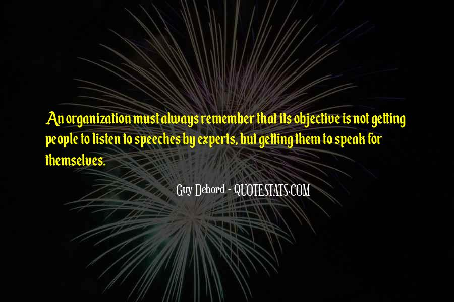 Quotes About Speeches #383191