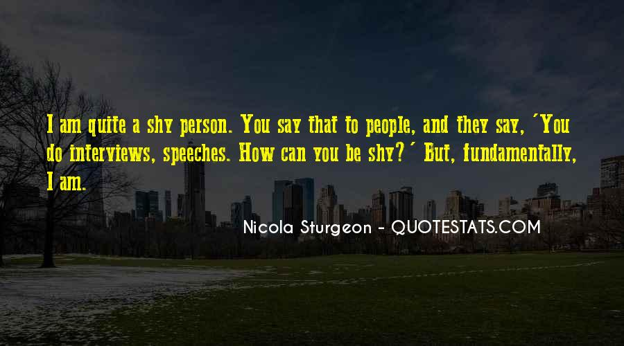 Quotes About Speeches #478143