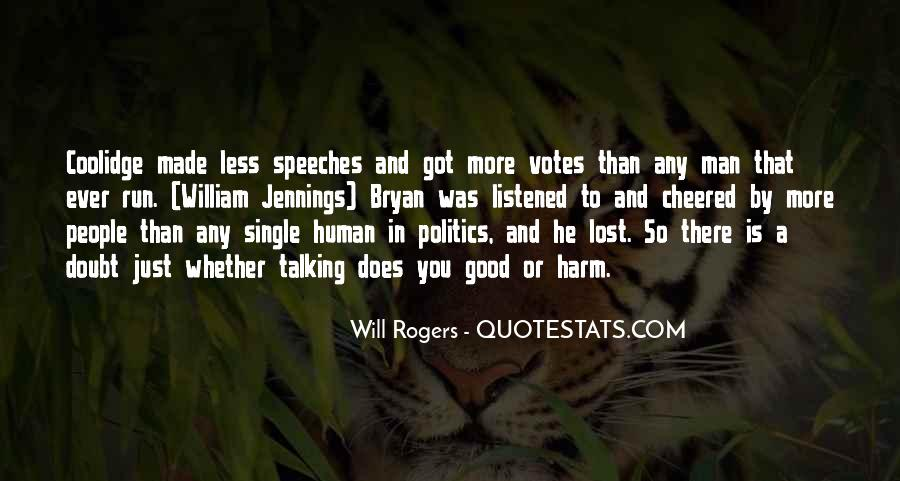 Quotes About Speeches #74792