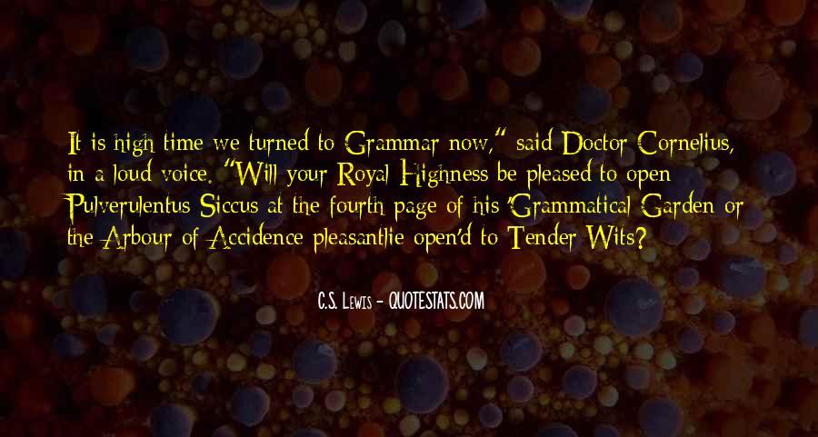 Pulverulentus Quotes #1769005