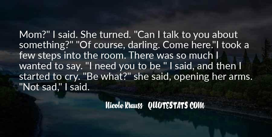 Quotes About Opening Your Arms #967660