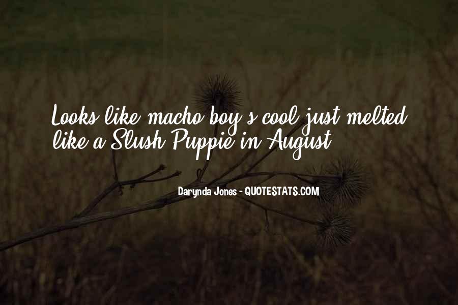 Puppie Quotes #110758