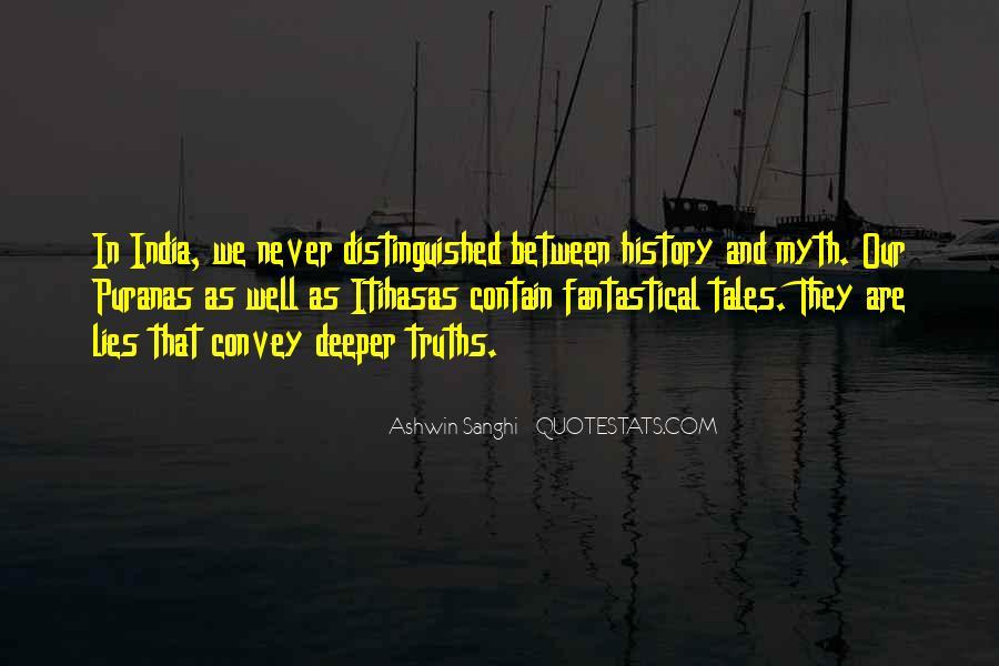 Puranas Quotes #1423802