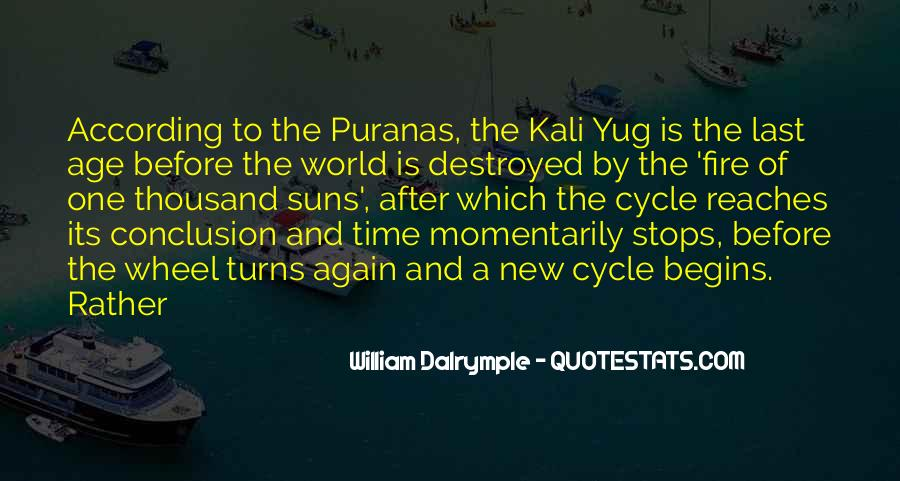 Puranas Quotes #813934