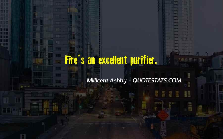 Purifier Quotes #151414