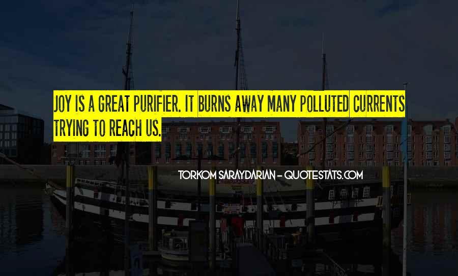 Purifier Quotes #275306