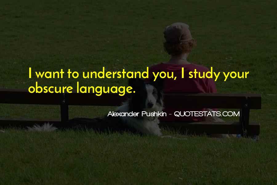 Pushkin's Quotes #1000257